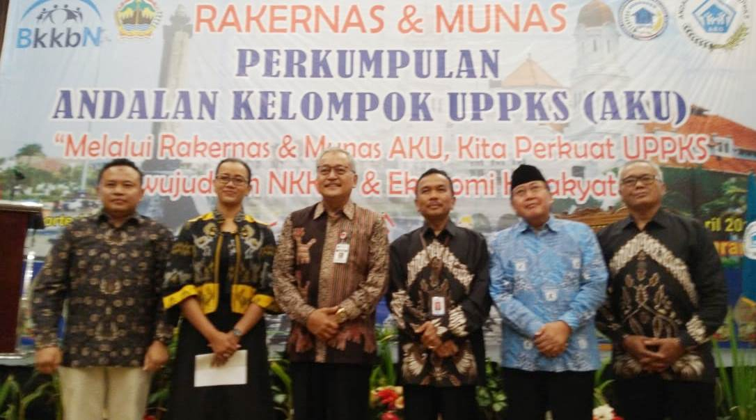 BKKBN TERUS BERUPAYA MENINGKATKAN KESEJAHTERAAN KELUARGA INDONESIA DI ERA REVOLUSI INDUSTRI 4.0